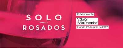 Tecnovino ferias vitivinicolas Salon Solo Rosados