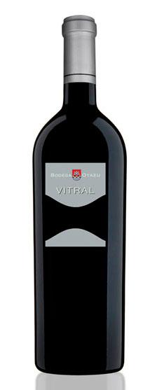Tecnovino vino Bodega Otazu Vitral 2008