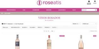 ¡El rosa está de moda! Abre la primera vinoteca on-line dedicada en exclusiva a los rosados