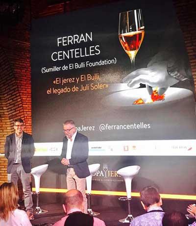 Tecnovino Copa Jerez 2017 Ferran Centelles