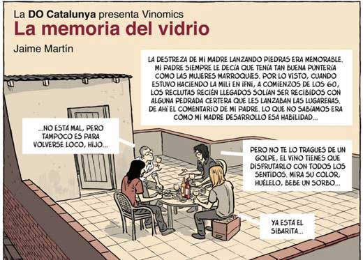 Tecnovino DO Catalunya Vinomics 2