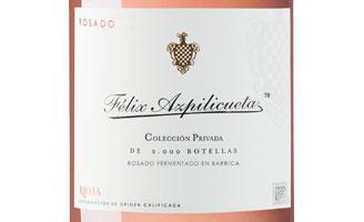 Tecnovino Felix Azpilicueta Coleccion Privada Rosado 2016 328x200