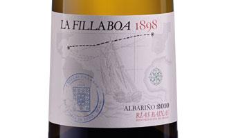 Tecnovino La Fillaboa 1898 Bodegas Masaveu