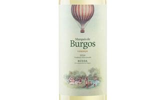 Tecnovino Marques de Burgos Verdejo LAN 328x200