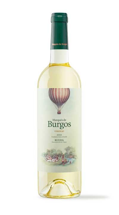Tecnovino Marques de Burgos Verdejo LAN