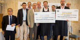 Los sumilleres Julio González y Javier Mayoral representarán a Castilla y León en el concurso Mejor Sumiller Internacional en Cava