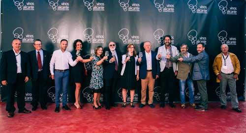 Tecnovino Vinos Alicante DOP Winecanting Summer Festival