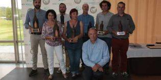 Los premiados en la XXIII Cata de los Vinos de Ribeira Sacra