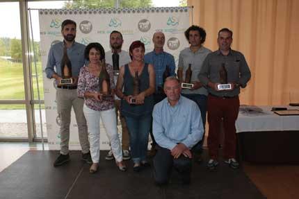 Tecnovino Vinos de Ribeira Sacra premiados cata