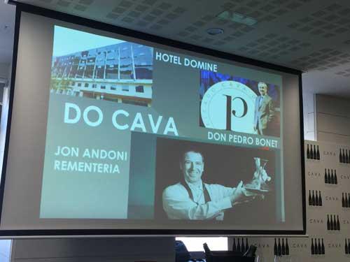 Tecnovino cava premium DO Cava Bilbao 1