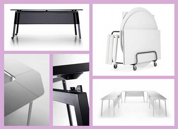 Tecnovino mobiliario para bodegas mesa Sellex 3