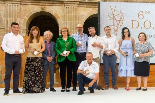 Tecnovino premios D O Ribeiro 2017
