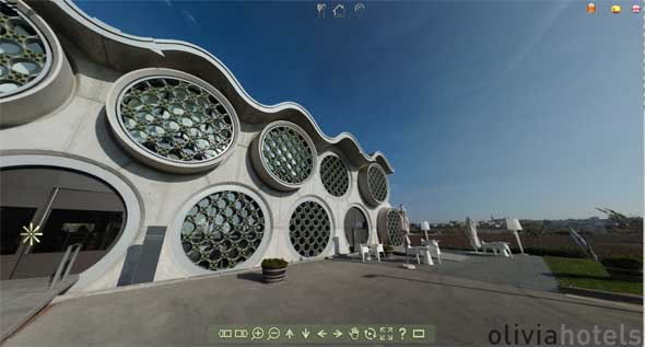 Tecnovino tour virtual bodegas Portalvista Matinell 2