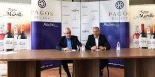 Renovación del convenio de colaboración entre Pagos del Rey y Cooperativa San Esteban