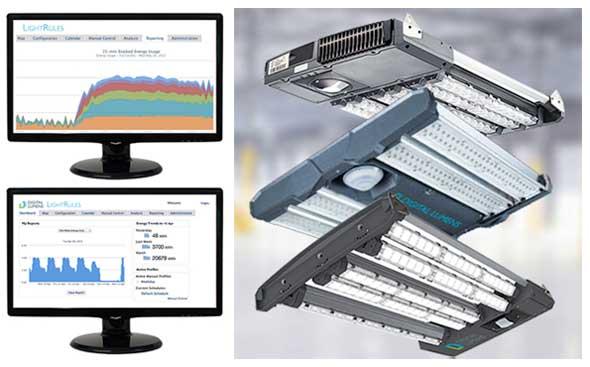 Tecnovino Bodegas Murviedro consumo energetico sistema de iluminacion