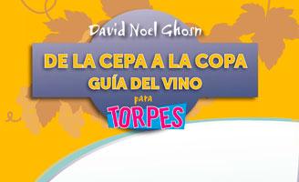 Tecnovino De la cepa a la copa Libros para Torpes 328x200