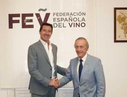 Tecnovino Federacion Espanola del Vino MIguel A Torres