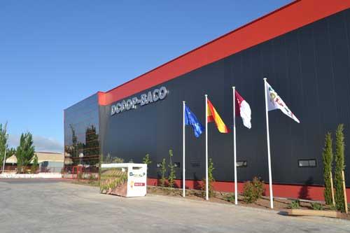 Tecnovino Grupo Dcoop Vinos Baco nuevas instalaciones 1