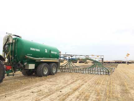 Tecnovino maquinaria agricola subvenciones Mapama