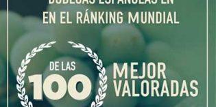 Una firma española lidera el Top 100 de las mejores bodegas del mundo, donde hay trece españolas más