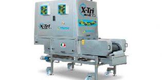 Un equipo de visión y selección de uva que llega para revolucionar la vendimia: X-Tri de Defranceschi-Sacmi