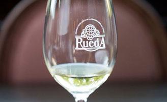 Tecnovino vinos de Rueda Cartel Pide un Rueda 328x200