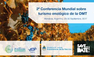 2ª Conferencia Mundial sobre Turismo Enológico