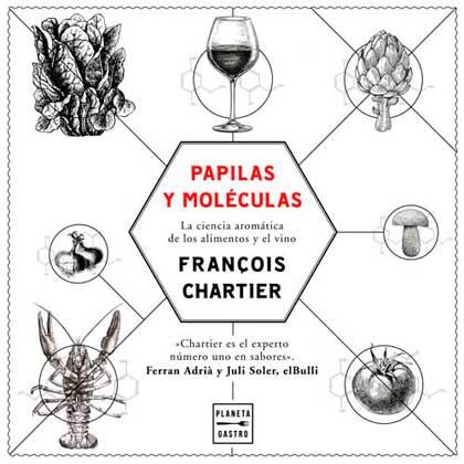 Tecnovino libro para amantes del vino Papilas y moleculas