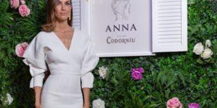 Anna de Codorníu tiene nueva embajadora: Eugenia Silva