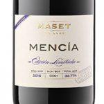 El primer vino monovarietal de uva mencía de Bodegas Maset, Mencía 2016
