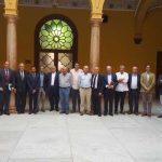 Las bodegas y cooperativas de Sanlúcar de Barrameda constituyen la Mesa de la Manzanilla