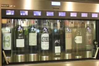 Tecnovino refrigeracion y dosificacion de vino Enomatic