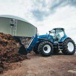Un futuro sostenible para la agricultura con New Holland y su innnovador tractor a metano
