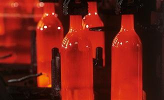 fabricación de envases de vidrio