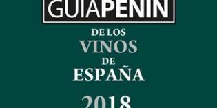 La Guía Peñín de los Vinos de España 2018 ya está disponible pero sólo en versión on-line (de momento)
