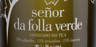 Señor da Folla Verde, el vino más delicioso de las Rías Baixas
