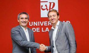 Se crea el Aula 'Pedro Vivanco' de Cultura del Vino en la Universidad de La Rioja