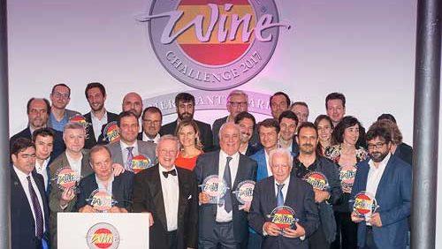 Tecnovino International Wine Challenge Merchant Awards Spain 2017