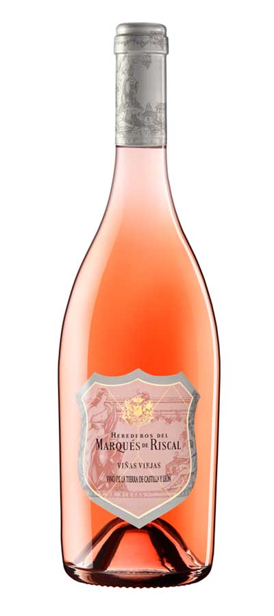 Tecnovino Marques de Riscal Vinas Viejas vino rosado 1