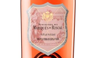 Tecnovino Marques de Riscal Vinas Viejas vino rosado 328x200