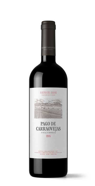 Tecnovino Pago de Carraovejas