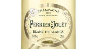 Perrier-Jouët Blanc de Blancs, elegante uva chardonnay en estado puro