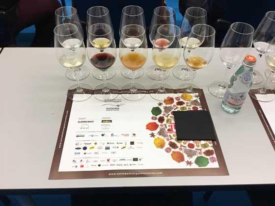 Tecnovino San Sebastian Gastronomika 2017 vino