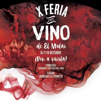 Tecnovino eventos vitivinicolas El Molar