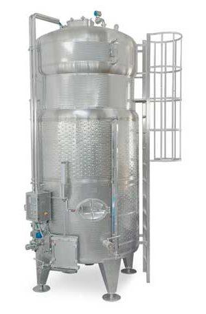 Tecnovino vinificador Nectar Trecieffe Representaciones Beltran 1