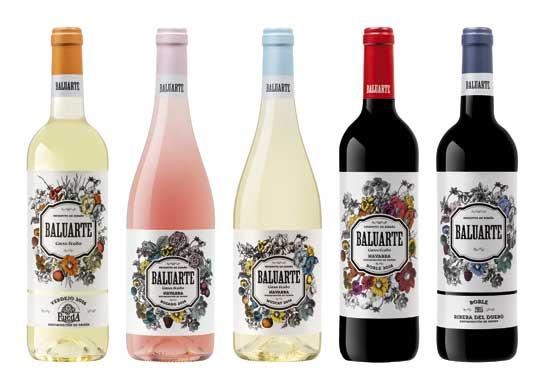 Tecnovino vinos Baluarte Bodegas Gran Feudo