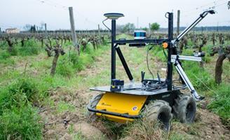 Robot para el viñedo-Proyecto GRAPE
