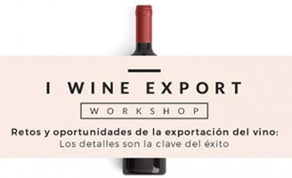 I Wine Export Workshop de Cork