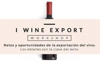 I Wine Export Workshop de Cork