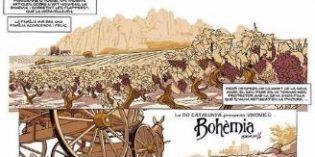 La DO Catalunya estrena el corto Bohemia basado en el proyecto vinomics